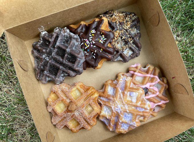 Sweet Treats: Woahnuts