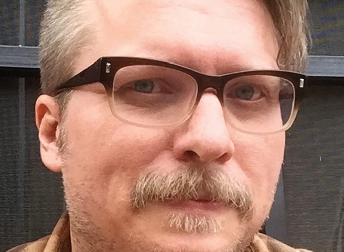 Artist Q&A: Playwright David Van Belle