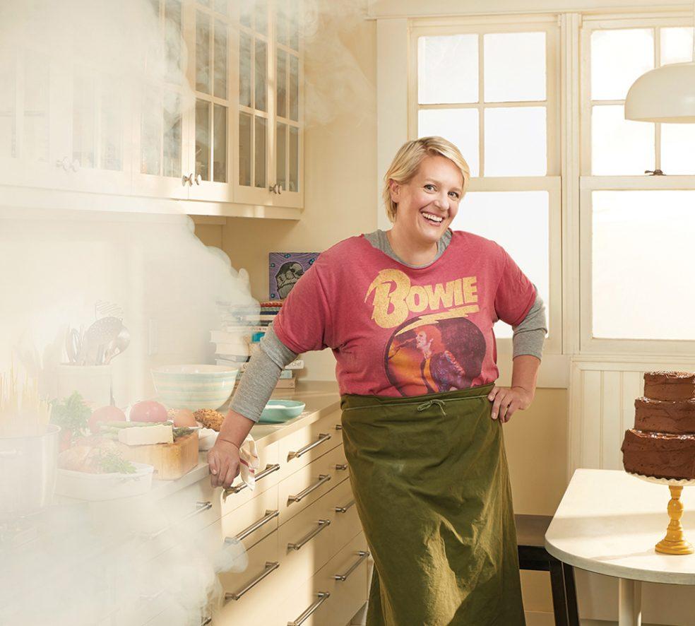 Julie Van Rosendaal Celebrates Messy Eats in Her New Cookbook, Dirty Food
