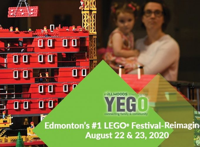 YEGO Reimagined! Explore Edmonton's Lego Festival