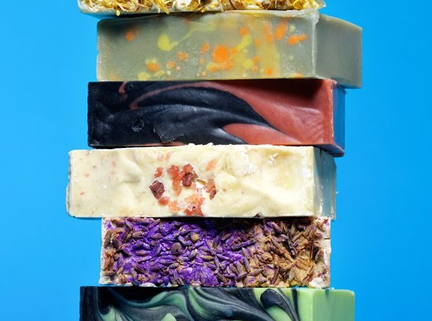 Get Scrubbing: 5 Local Companies Selling All Natural Soap