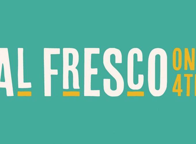 Al Fresco on 4th