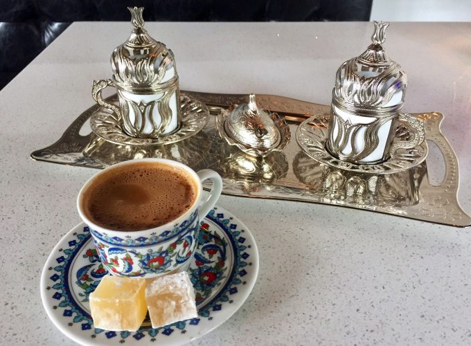 Eat This Now: Turkish Coffee and Delight at Cafe Besos