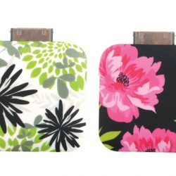 Portable backup batteries by Triple C Designs Power Mate Plus ensures that iPhone users avoid any picnic malfunctions. Each is $36 at Beautiful Home & Gift Inc. (The Enjoy Centre, 101 Riel Dr., St. Albert, 780-651-7372)