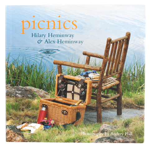 In Picnics, authors Hilary and Alex Heminway and photographer Audrey Hall make picnicking an art, with various themes for your outdoor meals and gorgeous photos to inspire you. It's available at Chapters for $21.95. (10504 82 Ave., 780-435-1290, and several other locations)