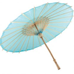 Shade yourself with Indaba Trading's paper parasol. It's $20 at Zocalo Gallery Inc. (10826 95 St., 780-428-0754)
