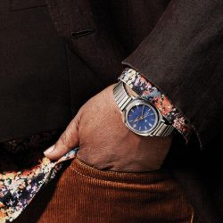 Darren Jordan, wristwatch