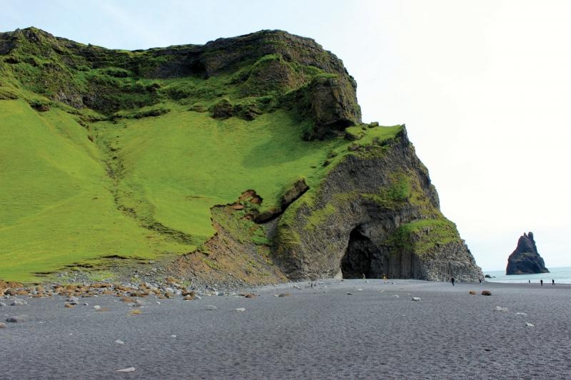 Cliffs of Iceland