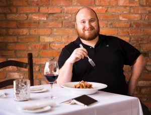 Jason Lee Norman at Sicilian Pasta Kitchen