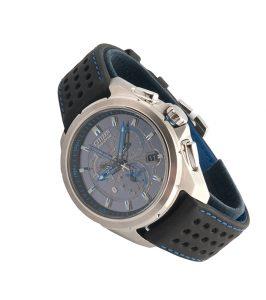 Citizen Eco-Drive Proximity Atomic timekeeping watch, $550, from Boulevard Diamonds (10200 102 Ave., 780-756-1230)