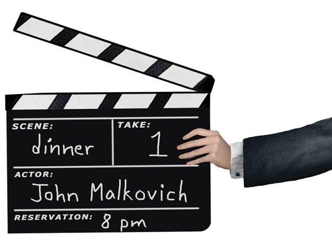 Feeding John Malkovich