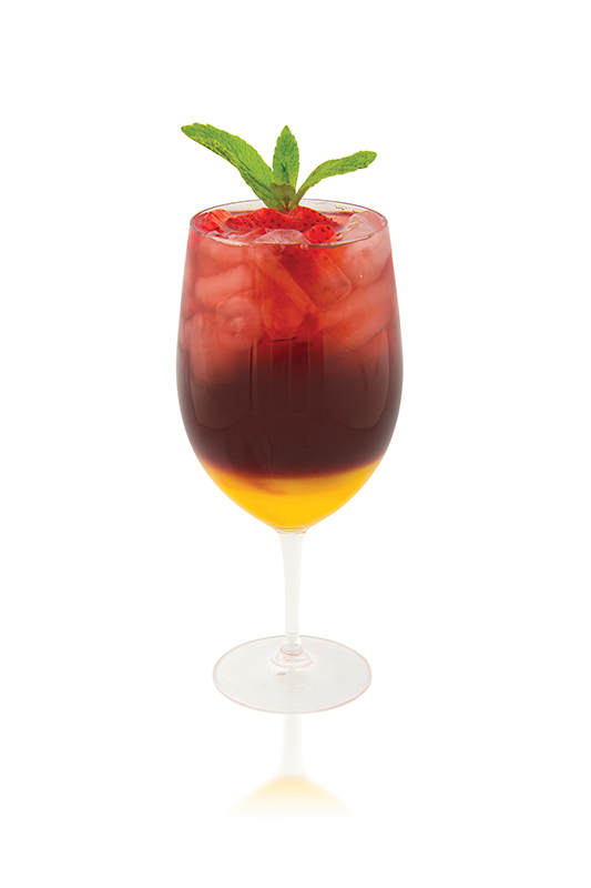 Red Wine Cobbler