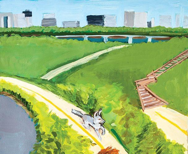 #YEG: Running Wild in the Valley