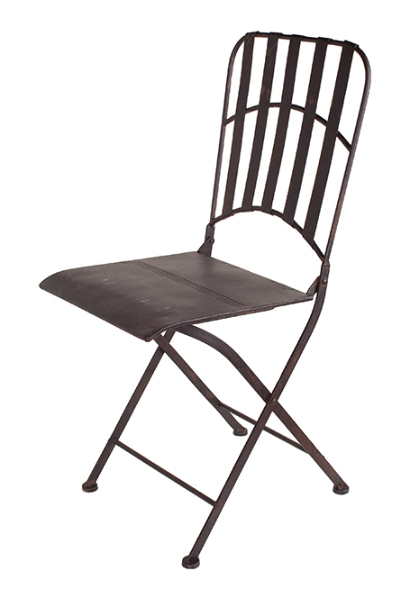 Indaba bistro chair, $136.50, from C C on Whyte. (5040 104A St., 780-432-1785)