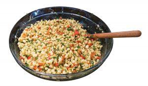 Corn and Jalapeño Pepper Salsa