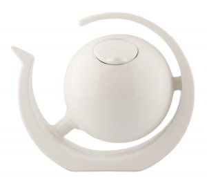 Teapot by Francesca Ciani $340, from Zenari's