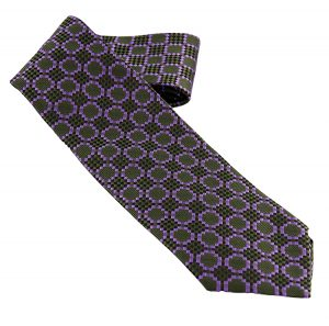 Etro tie, $160, from Henry Singer. (8882 170 St., 780-423-6868)