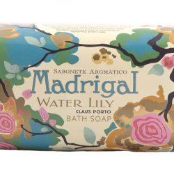 Claus Porto water lily soap, $19, from The Artworks.(101B, Edmonton City Centre, 780-420-6311)
