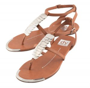 Dolce Vita sandals, $90, from Shades of Grey Boutique. (10116 124 St., 780-756-5199)