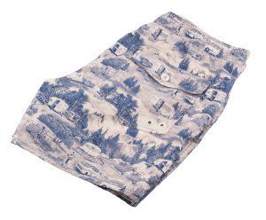 Ted Baker swim shorts, $125, from Henry Singer. (10180 101 St.,780-423-6868)