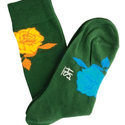 Happy Socks, $13, from Henry Singer. (8882 170 St., 780-444-3444)