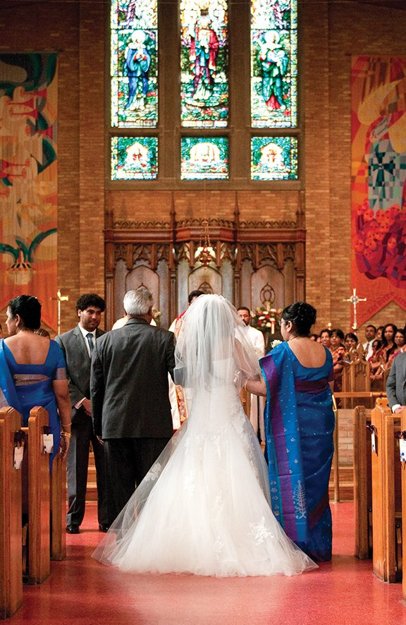 A Wedding Without Borders