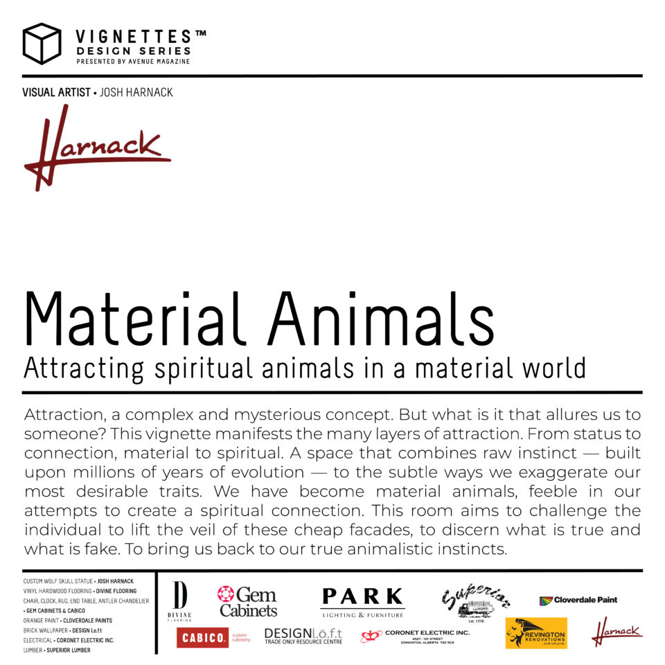 Material Animals: Attracting spiritual animals in a material world
