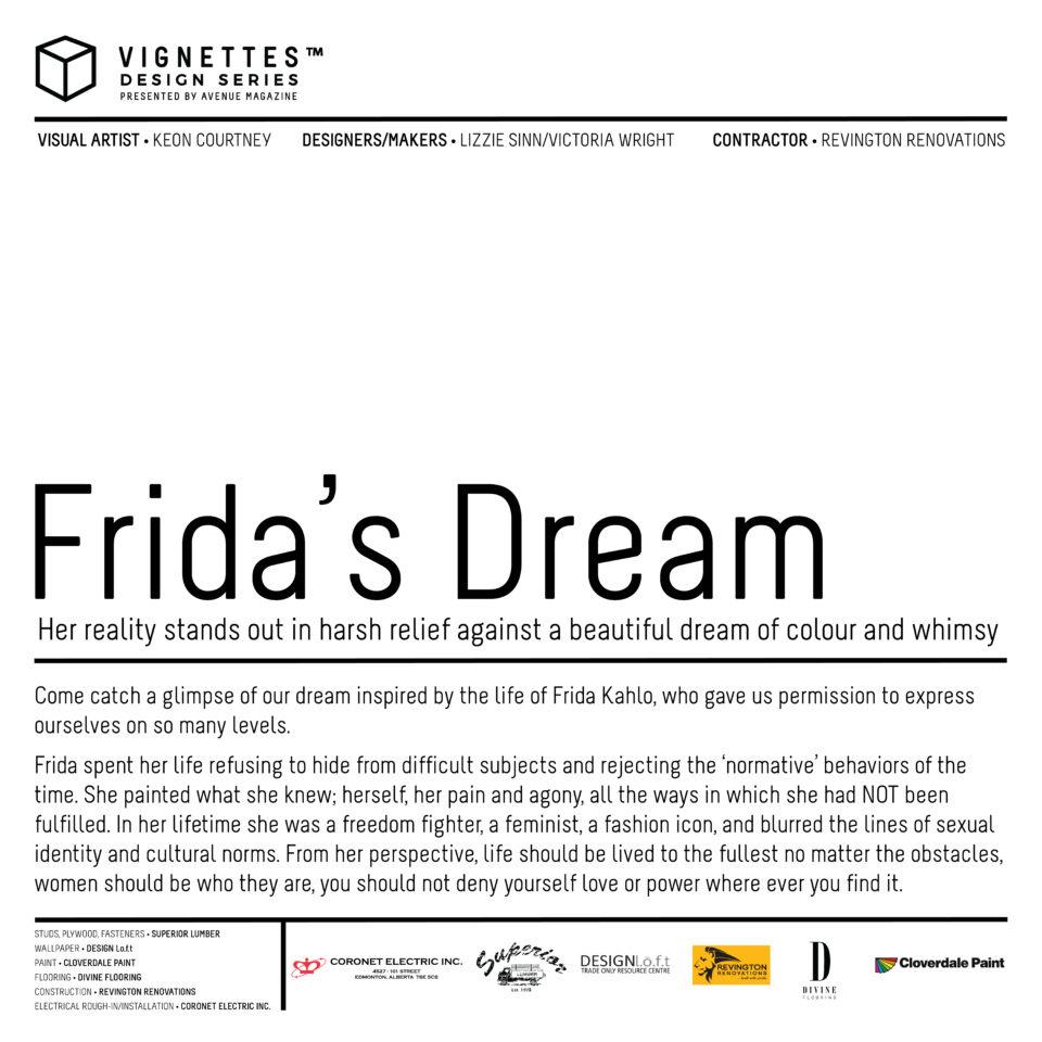 Frida's Dream