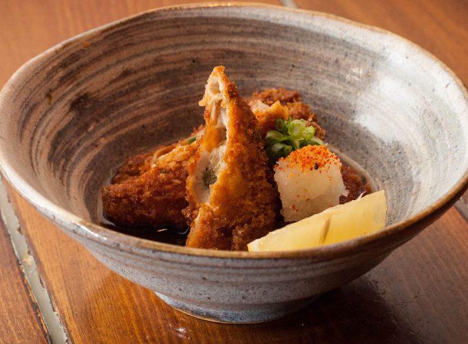 Best Things to Eat: Oysters Ponzu and Aburi Saba from Izakaya Tomo