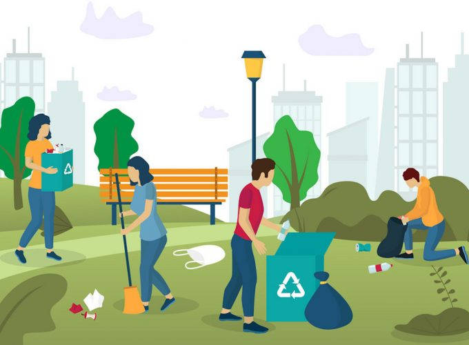 Support Local: City Clean Up