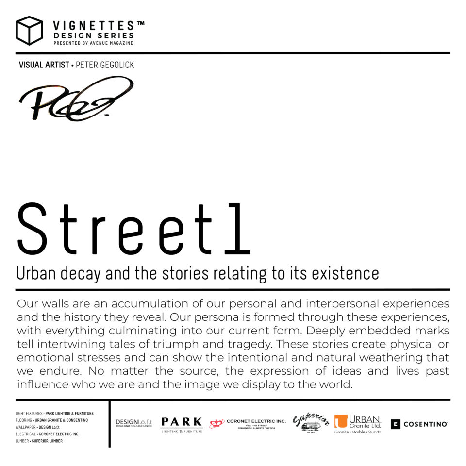 Street1: Urban Decay and the Stories Relating to its Existence