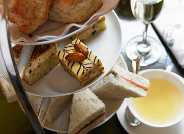High Tea Makes a Comeback