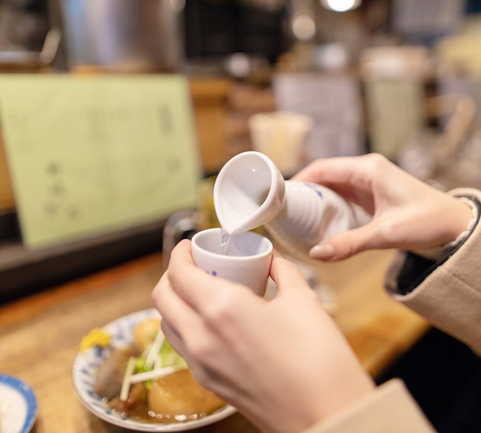 The Rise of Sake
