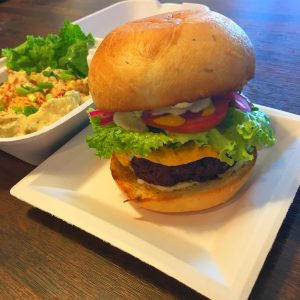 vegancheezeburger