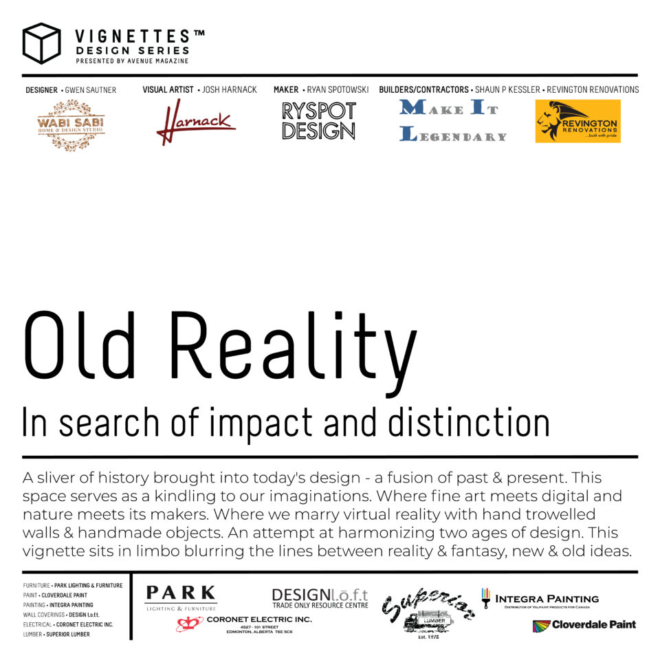 Old Reality: In search of impact and distinction