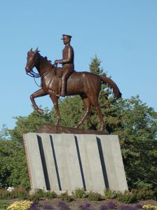 Statue of Major-General Griesbach