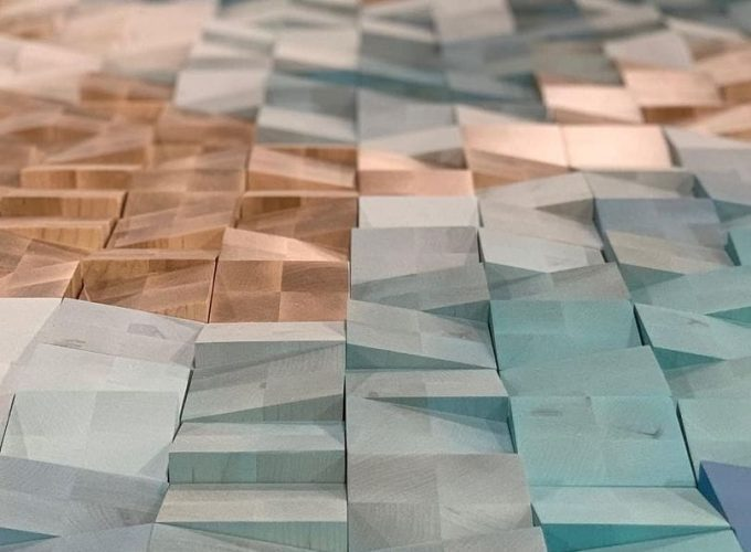 New Ideas in Floor and Wall Surfaces Take Shape