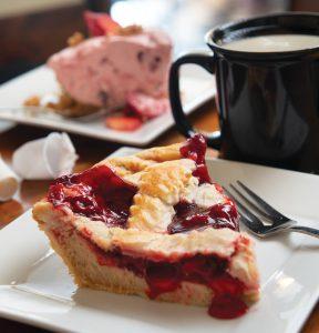 Hathaway's pie